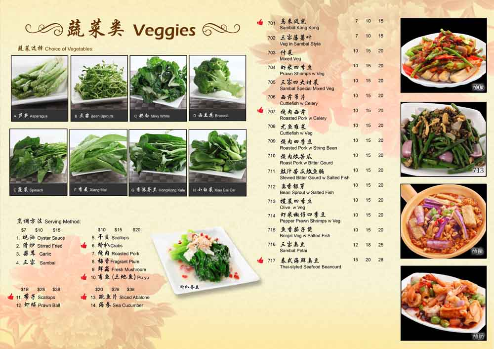 78KPT 2014 CNY Vegetables Menu by Phocept
