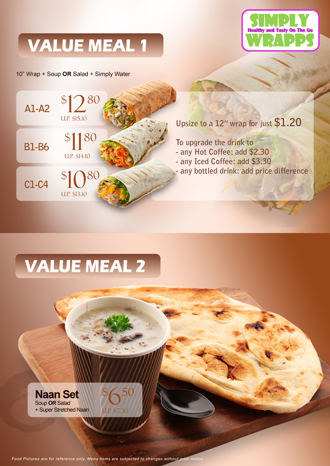 Simply Wrapps Digital Signage by Phocept