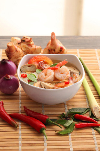Tom Yum Soup Version 2 Conceptualize Shoot by Phocept