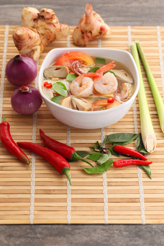 Tom Yum Soup Version 3 Conceptualize Shoot by Phocept