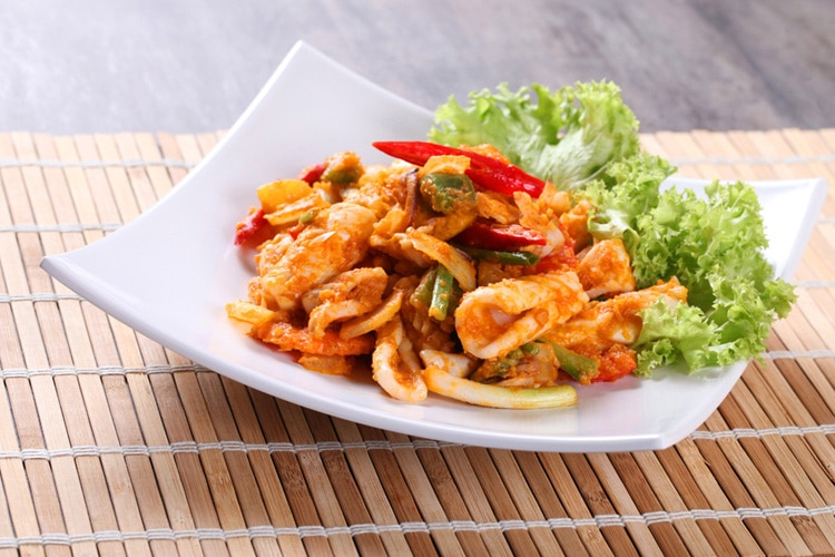 Spicy Sotong Conceptualize Shoot by Phocept