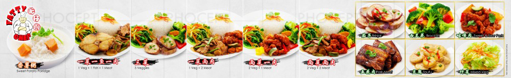 Economic Rice for Fatty Chef by Phocept